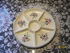 Vintage Poole Pottery Crudites dish quite rare