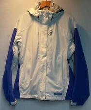 Marmot Women's Tamarack Snow Ski Winter Jacket White Blue Size Large NEW
