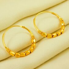 Bollywood Designer Gold Plated Traditional Ethnic Earrings Set Fashion Jewlery