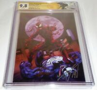 Absolute Carnage #1 CGC SS Signature Autograph 9.8 BAGLEY CATES STEGMAN Variant