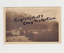 Ak Schloß Elmau ( Post Klais , Oberbayern ) mit Eingangsstempel CASSEL 1924
