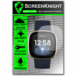 Screen Protector - For Fitbit Versa 3 - PACK OF 3 - Screenknight