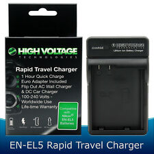 Charger for Nikon EN-EL5 Battery P90 P100 P500 P510 P520 P530 MH-61