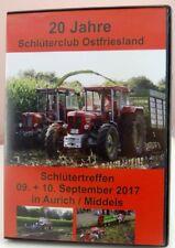 20 Jahre Schlüterclub Ostfriesland Treffen Middels Sep. 2017 Epicfarming DVD