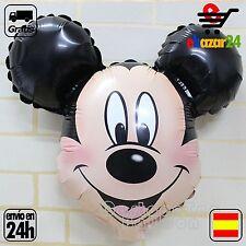 Globo Mickey Mouse Disney 78 x 65 XL gigante cumpleaños fiesta globos *Envío GRA