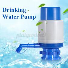 Bottled Drinking Water Hand Press Pump 5-6 Gal w/ Dispenser Home Outdoor Office