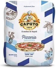 FARINA CAPUTO PIZZERIA 5KG TIPO 00 PER PIZZA NAPOLETANA PIZZAIOLI PANE DOLCI