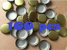 .100 pcs Beer bottle cap beer lid for DIY home brew beer tool AU local fast ship