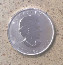 2013  1 oz Canadian Antelope $5 (1 Ounce)  .9999 Silver Coin (Encapsulated)