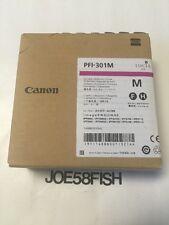 Canon PFI-301M magenta Lucia ink,1488B001[AA]  imagePROGRAF iPF8000/iPF9000 2016