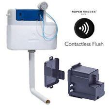 Roper Rhodes Bottom Entry Concealed Contactless Flush Sensor Toilet Cistern Kit