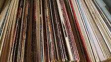 "Great Lot of (24) 12"" RANDOM LP's w/Jackets WHOLESALE VINYL ALL GENRES"