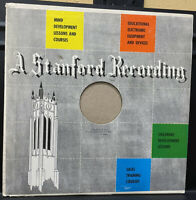 Franklyn MacCormack Self Confidence Stanford Rec🔥NM Yellow vinyl '52 1st PR