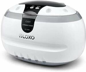 Nettoyeur à Ultrasons Bac à Ultrasons Professionnel 600ml - VLOXO Appareil de...