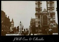 Old Postcard of Westminster Abbey, London