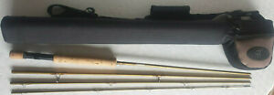 Sage Launch 890-4 Fly Rod 9'-8 WT-4PC -W/Rod & Reel Travel Tube Case - Excellent
