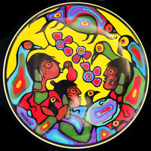 """MORRISSEAU PLATE """"Spring"""" 1st in Series Limited 10"""" NEW NEVER SOLD New in Box"""