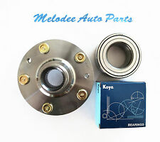 1 KOYO Japanese Front Wheel Bearing & 1 Front Wheel Hub Set MAZDA CX-9 2007-2014