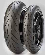 Satz 190/55ZR17 (75W) + 120/70ZR17 (58W) M/C Pirelli Diablo Rosso III