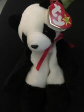 Fortune The Beanie Baby Panda. Errors