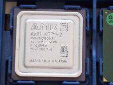 AMD K6-2 500 Mhz AFX SOCKET 7 CPU@FULLY TESTED@FULL WORKING ORDER@SUPER SOCKET 7