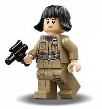 LEGO STAR WARS Rose MINIFIG new from Lego set #75176 New The Last Jedi