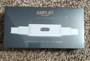 *BRAND NEW SEALED* AmpliFi - Instant Dual-Band Mesh Wi-Fi Router - White