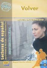 Volver (argentina) Book + Cd (lecturas De Espanol: Serie Hispanoamerica/ Span...
