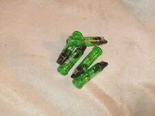 RAFI 1.69.508.810 GREEN SIGNAL LAMP 3mm 24V-28V DC -- LOT OF 5