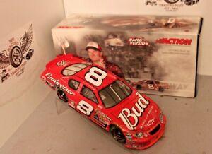 2004 Dale Jr. Budweiser Bristol Win 1/24 Action GM Dealers NASCAR Diecast