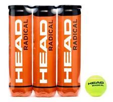 Palle da Tennis, Confezione Tripla (12 Palle in totale) Head Radical