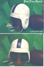 1940 Penn State Leather Football Helmet  Nittany Lions