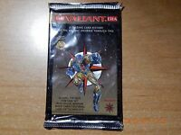 THE VALIANT ERA UPPER DECK TRADING CARDS 8 CARD PACK 1993 BLIND PACK NEW