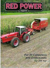 Rubber Tires IH Tractors, International World Utility Transporter, UD 24 Engine