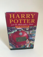 Harry Potter and The Philosophers Stone 1st edition 15th printing UK JK Rowling