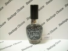 Wet N Wild Fergie Nail Color Polish #34265 Black Metal Magic
