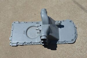 Bell 47 Lycoming 435 intake cover.
