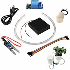 Soil Moisture Sensor Kit Automatic Watering System Manager Mini Pump For Arduino