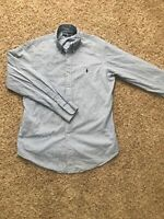 Ralph Lauren Polo Long Sleeve Shirt Sz. Medium/M Blake Mens