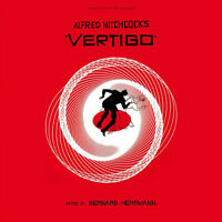 *NEW* CD Soundtrack- Alfred Hitchcock - Vertigo (Mini LP Style card Case)