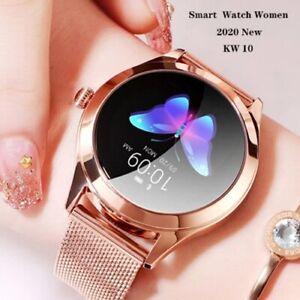 KW10 Waterproof Sport Smart Watch Heart Rate Bracelet Women Gift for iOS Android