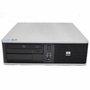 HP Compaq DC7900 Bureau SFF PC Core 2 Duo 3.0GHz 4GB RAM 120GB 1TB HDD Wi-Fi