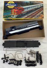 Vintage 1950s ATHEARN HO Scale WABASH GP9 Locomotive Dummy Kit