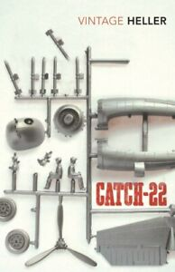 Catch-22 (Vintage Classics) by Joseph Heller Paperback Book The Cheap Fast Free