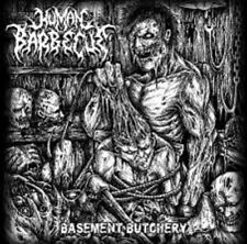 HUMAN BARBECUE - Basement Butchery Putrified J Abominable Putridity Devourment