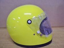 Vintage NOS Shoei Medium DS D12 Motorcycle Helmet