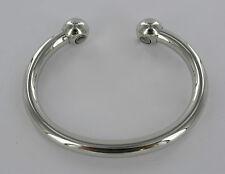 Shiny Magnetico Bianco Rame COPPIA Braccialetto Bracciale. sanità / Artrite Antidolorifico