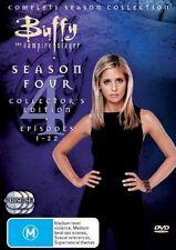 Buffy The Vampire Slayer Series : Season 4 : NEW DVD