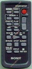 Used Sony Remote 147789841, DCRHC65, DCRHC30, DCRHC32, RMT831, DCRHC90