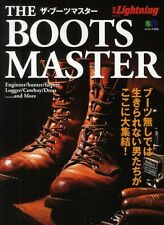 The Boots Master Book Magazine Bible Catalogue Wesco Red Wing White's Boss Job